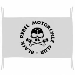 Флаг Black Rebel Motorcycle Club