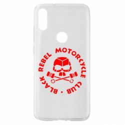 Чехол для Xiaomi Mi Play Black Rebel Motorcycle Club
