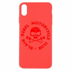 Чехол для iPhone X/Xs Black Rebel Motorcycle Club