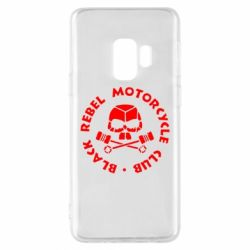 Чехол для Samsung S9 Black Rebel Motorcycle Club