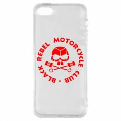Чехол для iPhone5/5S/SE Black Rebel Motorcycle Club