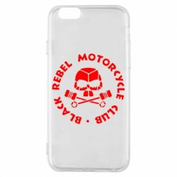 Чехол для iPhone 6/6S Black Rebel Motorcycle Club