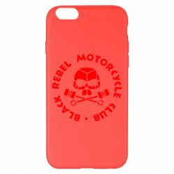 Чехол для iPhone 6 Plus/6S Plus Black Rebel Motorcycle Club