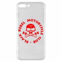 Чехол для iPhone 8 Plus Black Rebel Motorcycle Club