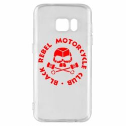 Чехол для Samsung S7 Black Rebel Motorcycle Club
