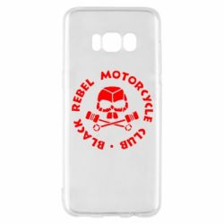 Чехол для Samsung S8 Black Rebel Motorcycle Club