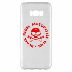 Чехол для Samsung S8+ Black Rebel Motorcycle Club