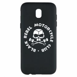 Чехол для Samsung J5 2017 Black Rebel Motorcycle Club