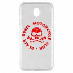 Чехол для Samsung J7 2017 Black Rebel Motorcycle Club