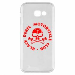 Чехол для Samsung A5 2017 Black Rebel Motorcycle Club