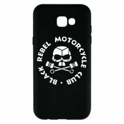 Чехол для Samsung A7 2017 Black Rebel Motorcycle Club