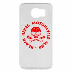 Чехол для Samsung S6 Black Rebel Motorcycle Club