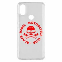 Чехол для Xiaomi Mi A2 Black Rebel Motorcycle Club