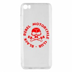 Чехол для Xiaomi Mi5/Mi5 Pro Black Rebel Motorcycle Club