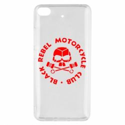 Чехол для Xiaomi Mi 5s Black Rebel Motorcycle Club