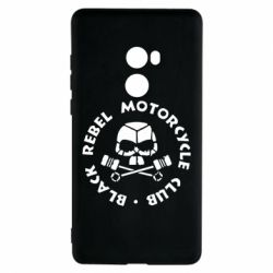 Чехол для Xiaomi Mi Mix 2 Black Rebel Motorcycle Club