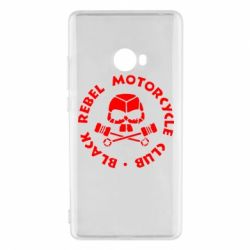 Чехол для Xiaomi Mi Note 2 Black Rebel Motorcycle Club