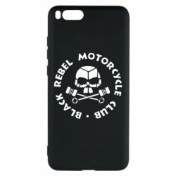 Чехол для Xiaomi Mi Note 3 Black Rebel Motorcycle Club