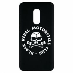 Чехол для Xiaomi Redmi Note 4 Black Rebel Motorcycle Club