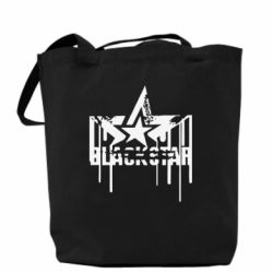 Сумка Black Star Logo - FatLine