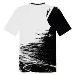 Чоловічі футболки з Арт Дизайн малюнками - купити в Києві 0390291f4ffa6