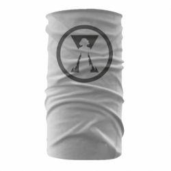Бандана-труба Black Widow logo