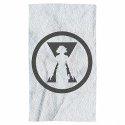 Рушник Black Widow logo