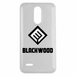 Чехол для LG K7 2017 Blackwood Warface - FatLine