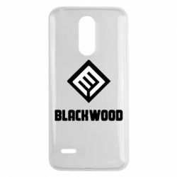 Чехол для LG K8 2017 Blackwood Warface - FatLine