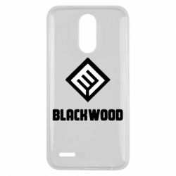 Чехол для LG K10 2017 Blackwood Warface - FatLine