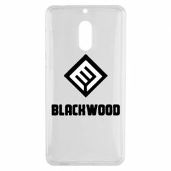 Чехол для Nokia 6 Blackwood Warface - FatLine