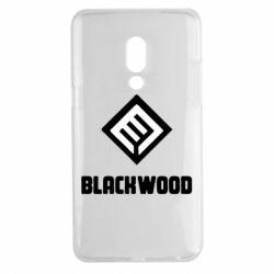 Чехол для Meizu 15 Plus Blackwood Warface - FatLine