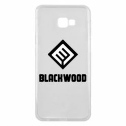 Чехол для Samsung J4 Plus 2018 Blackwood Warface - FatLine