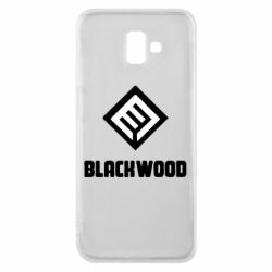 Чехол для Samsung J6 Plus 2018 Blackwood Warface - FatLine