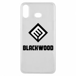Чехол для Samsung A6s Blackwood Warface - FatLine