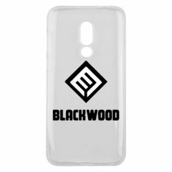 Чехол для Meizu 16 Blackwood Warface - FatLine