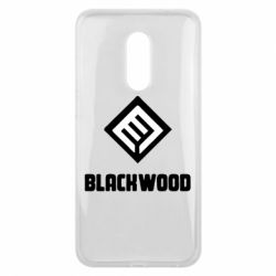 Чехол для Meizu 16 plus Blackwood Warface - FatLine