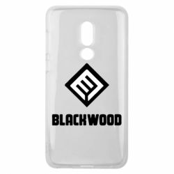 Чехол для Meizu V8 Blackwood Warface - FatLine