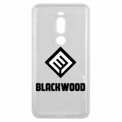 Чехол для Meizu V8 Pro Blackwood Warface - FatLine