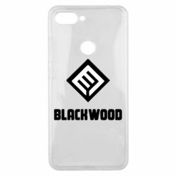 Чехол для Xiaomi Mi8 Lite Blackwood Warface - FatLine