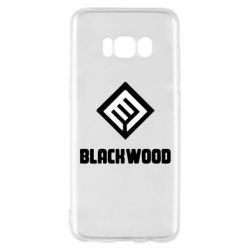Чехол для Samsung S8 Blackwood Warface - FatLine