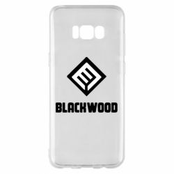 Чехол для Samsung S8+ Blackwood Warface - FatLine