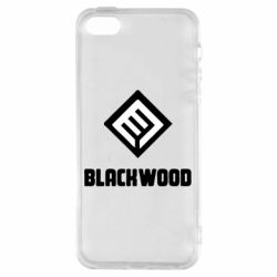 Чехол для iPhone5/5S/SE Blackwood Warface - FatLine