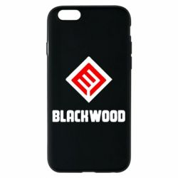 Чехол для iPhone 6/6S Blackwood Warface - FatLine