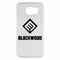 Чехол для Samsung S6 Blackwood Warface - FatLine