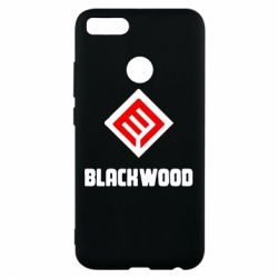 Чехол для Xiaomi Mi A1 Blackwood Warface - FatLine