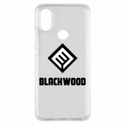 Чехол для Xiaomi Mi A2 Blackwood Warface - FatLine