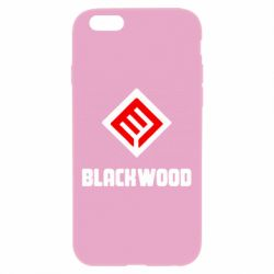 Чехол для iPhone 6 Plus/6S Plus Blackwood Warface - FatLine