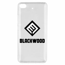 Чехол для Xiaomi Mi 5s Blackwood Warface - FatLine