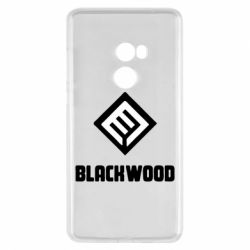 Чехол для Xiaomi Mi Mix 2 Blackwood Warface - FatLine